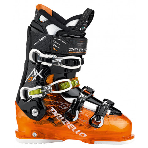 Axion 9 orange trans / black 29.5 photo
