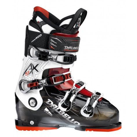 Axion 9 black trans / white 28.5