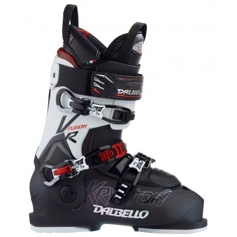 KR Two Fusion black trans / white 28.5