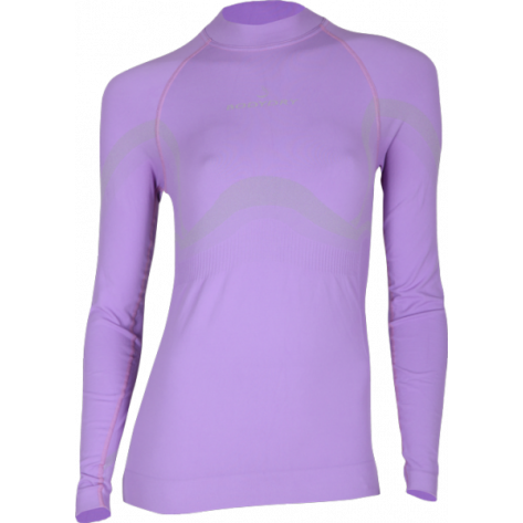 X-Fit Shirt Crew Neck violet L