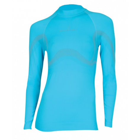 X-Fit Shirt Crew Neck turqise L