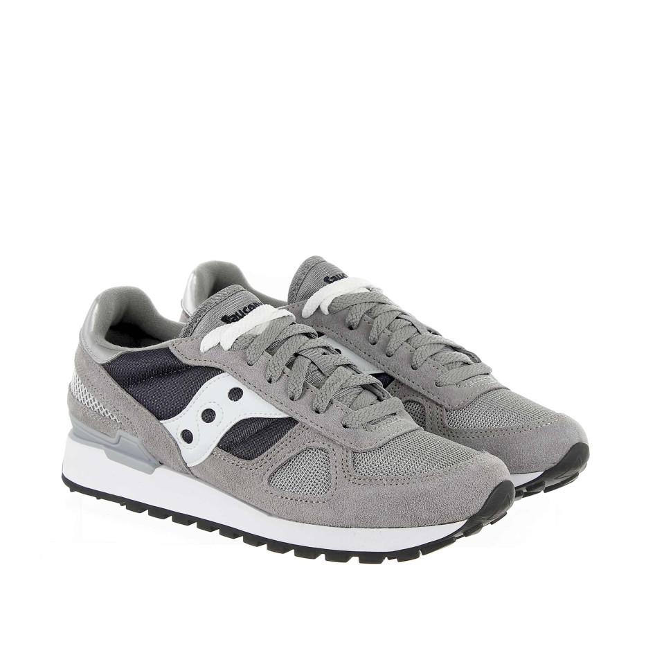 sports shoes cb020 5c144 Saucony Кросівки SHADOW ORIGINAL grey