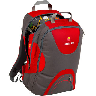 Little Life рюкзак для переноски ребенка Traveller S3 red фото