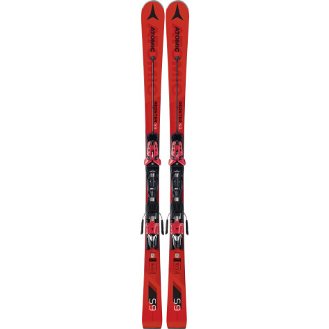 ATOMIC лыжи REDSTER S9 AFI photo