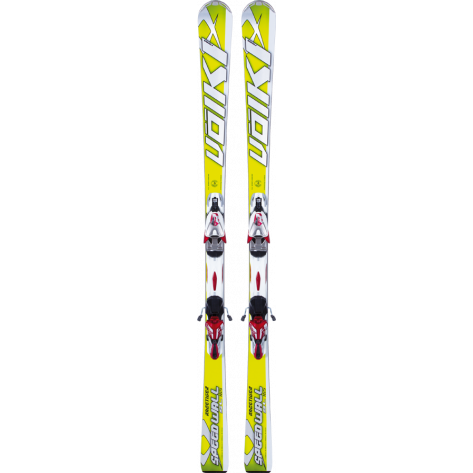 Racetiger SpeedWall SL yellow 165 photo