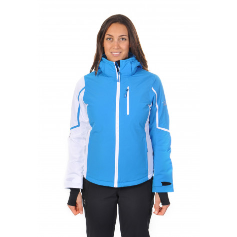 Silver Mirror Jacket blue aster/white 38 (2013-2014)