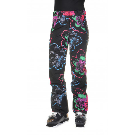 VOLKL штаны горнолыжные SILVER STAR PANTS FLOWER PRINT photo