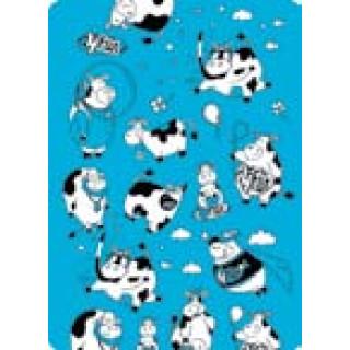 Funny Cow Blue фото